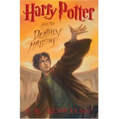 Harry Potter 7 Cover
