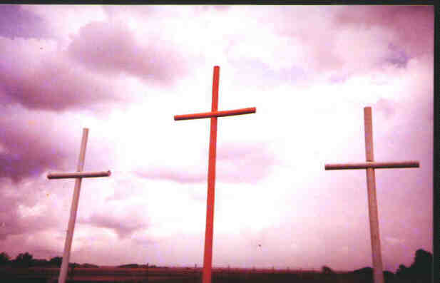 Random Crosses