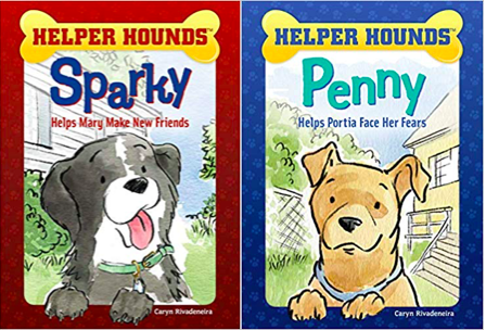 Introducing: The Helper Hounds Series!